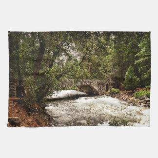 Bridge and Pathway Kitchen Towel