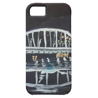 bridge at night case for the iPhone 5