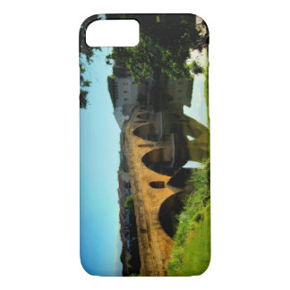Bridge at Puente de la Reina, Spain iPhone 8/7 Case