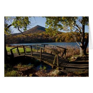 bridge at the peaks card