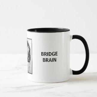 BRIDGE BRAIN COFFEE MUG