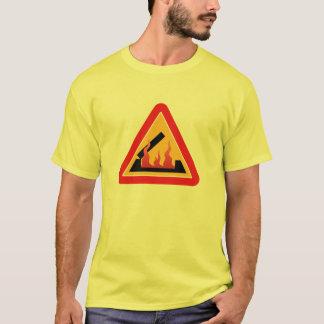 Bridge Burning T-Shirt