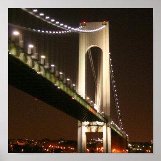 Bridge Closeup print