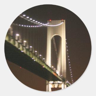 Bridge Closeup sticker