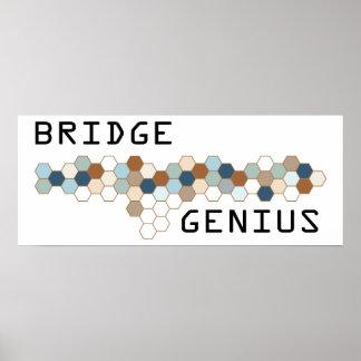 Bridge Genius Posters