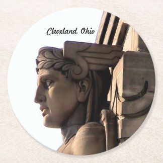 Bridge Guardian Cleveland OH Coaster