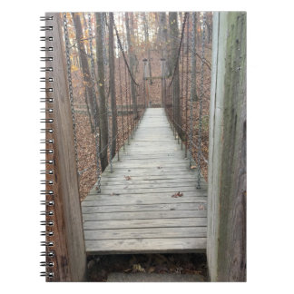 Bridge in the Woods Notebooks