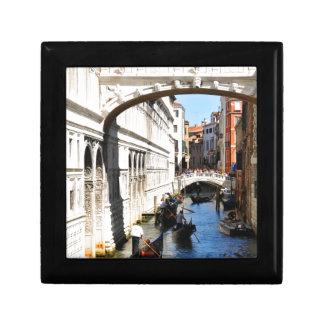 Bridge in Venice, Italy Gift Box