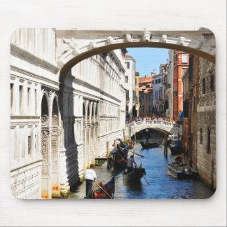 Bridge in Venice, Italy Mouse Pad