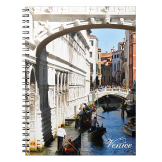 Bridge in Venice, Italy Notebooks