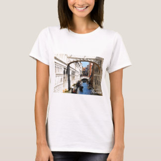 Bridge in Venice, Italy T-Shirt