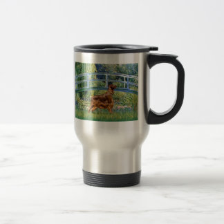 Bridge - Irish Setter 3 Travel Mug