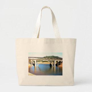 Bridge Large Tote Bag