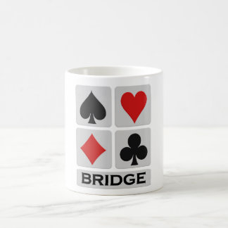 Bridge mug - choose style & color