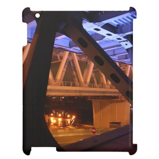 Bridge Night in the city Cover For The iPad 2 3 4