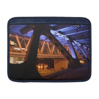 Bridge Night in the city MacBook Sleeve
