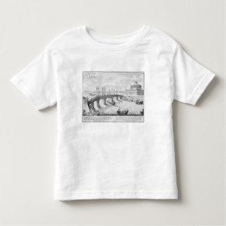 Bridge of Aelius and Hadrian's Mausoleum (Castel S Toddler T-shirt