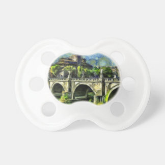 Bridge Of Angels Baby Pacifier