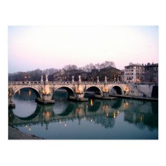 Bridge of Angels Postcard
