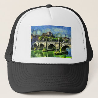 Bridge Of Angels Trucker Hat