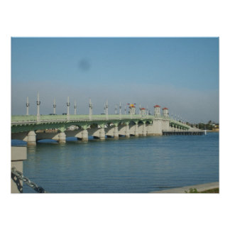 Bridge Of Lions Poster