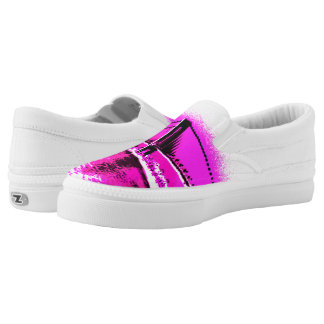 Bridge of Pink Dreams Z slipons Slip-On Sneakers
