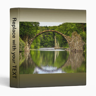 Bridge of Romance in Germany Binder