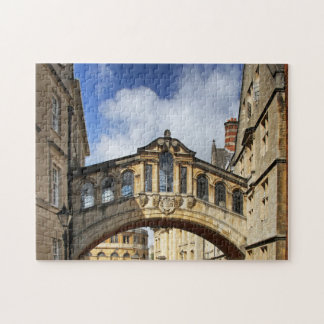 Bridge of Sighs Oxford Jigsaw Puzzle