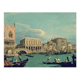 Bridge of Sighs, Venice  c.1740 Postcard