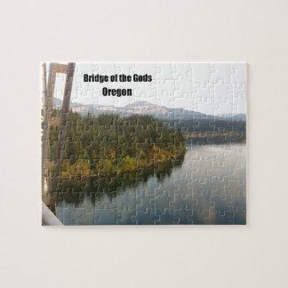 Bridge of the Gods, OR Jigsaw Puzzle