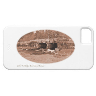 Bridge on Dartmoor iPhone 5 Cover