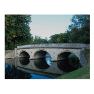 Bridge on River Cam, Trinity College, Dublin, Irel Postcard