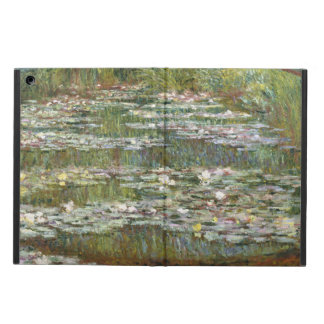 Bridge over a Pond of Water Lilies by Claude Monet Case For iPad Air