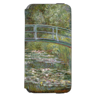 Bridge over a Pond of Water Lilies by Claude Monet Incipio Watson™ iPhone 6 Wallet Case