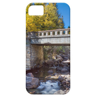 Bridge Over Autumn Waters iPhone 5 Case