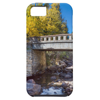 Bridge Over Autumn Waters iPhone 5 Cover