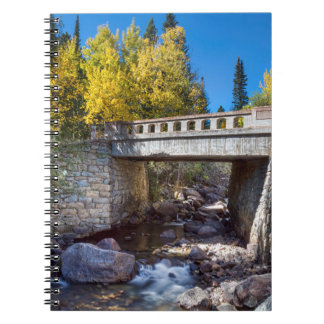 Bridge Over Autumn Waters Notebooks