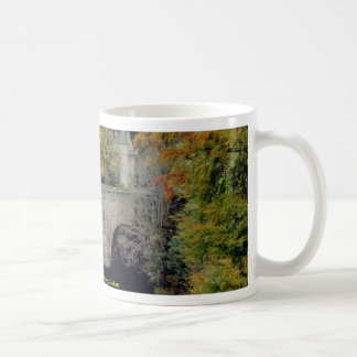 Bridge over River Avon, Moray, Scotland Classic White Coffee Mug