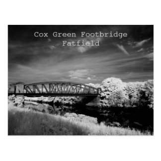 Bridge over the River Wear Postcard