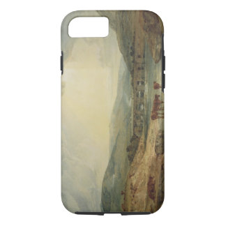 Bridge over the Usk iPhone 7 Case