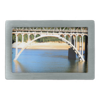 Bridge Rectangular Belt Buckles
