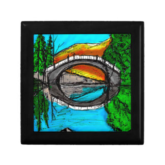 Bridge Reflection Marker #2 Colored Gift Box