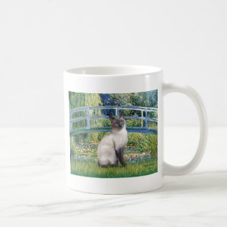 Bridge - Siamese 24 (blue point) Coffee Mug