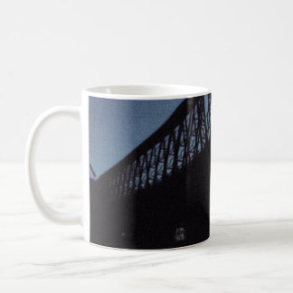 Bridge Silhouette Coffee Mug