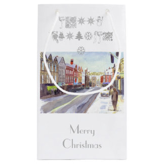 Bridge Street,Morpeth Christmas Gift bag