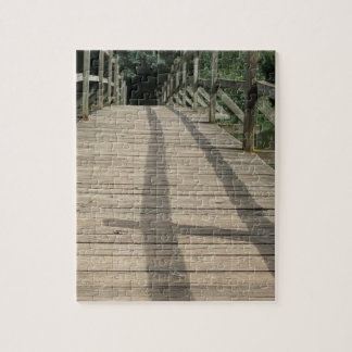 bridge taize lake jigsaw puzzle