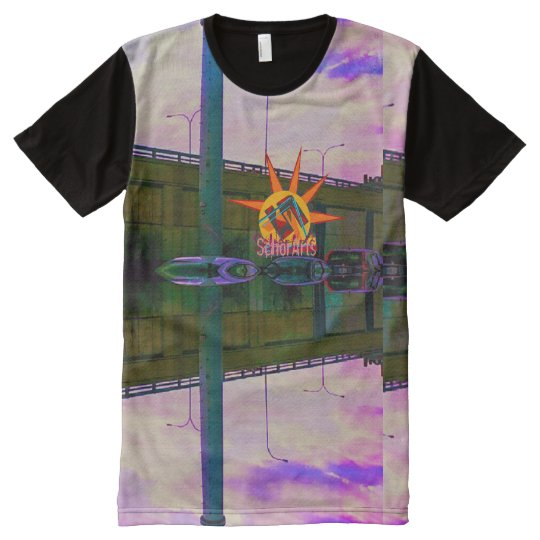 Bridge to Dreams - SchorArts All Over Shirt