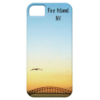 Bridge to Fire Island iPhone 5 Cases