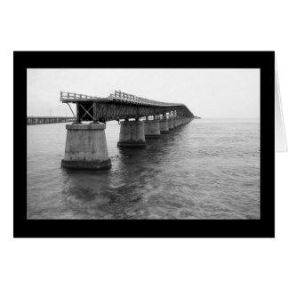 Bridge to Nowhere Card