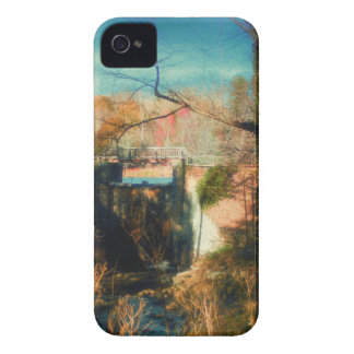 Bridge to Paradise iPhone 4 Cover